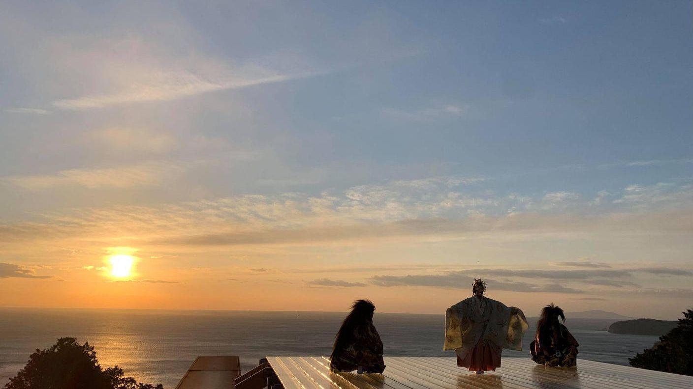 クラウドファンディングプロジェクト:【寄付型】片山九郎右衛門が挑む新作能〈媽祖 -MASO-〉アジアから世界へ、海を繋ぐ祈りのものがたり