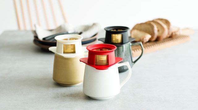 クラウドファンディングプロジェクト:スペシャルティコーヒーのための一人用フィルター「CoresシングルカップゴールドフィルターC210」