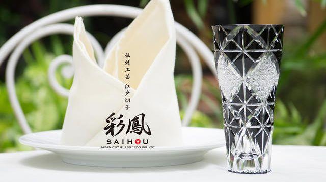 クラウドファンディングプロジェクト:「江戸切子」職人が手作業で丁寧につくる伝統工芸品。クラウドファンディング限定で販売。