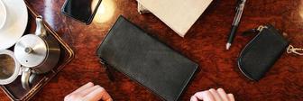 未来ショッピング公式ストア:財布の中を整理整頓。使いやすさと収納にこだわり、自分自身で育てる財布「TIDY」