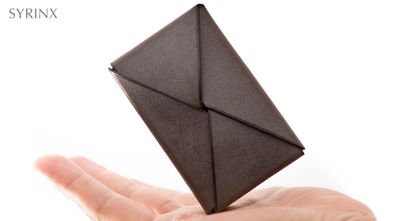 クラウドファンディングプロジェクト:TSUTSUMU Card Case - Aria - 心を包むおもてなし