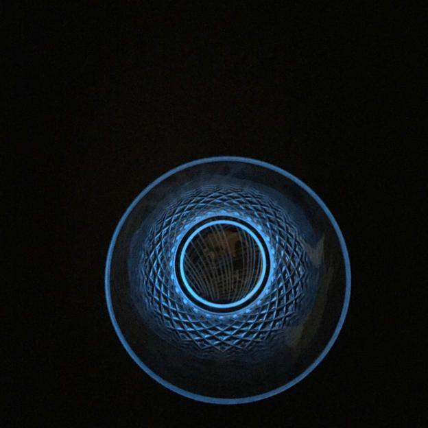月影オールドグラス(十五夜)