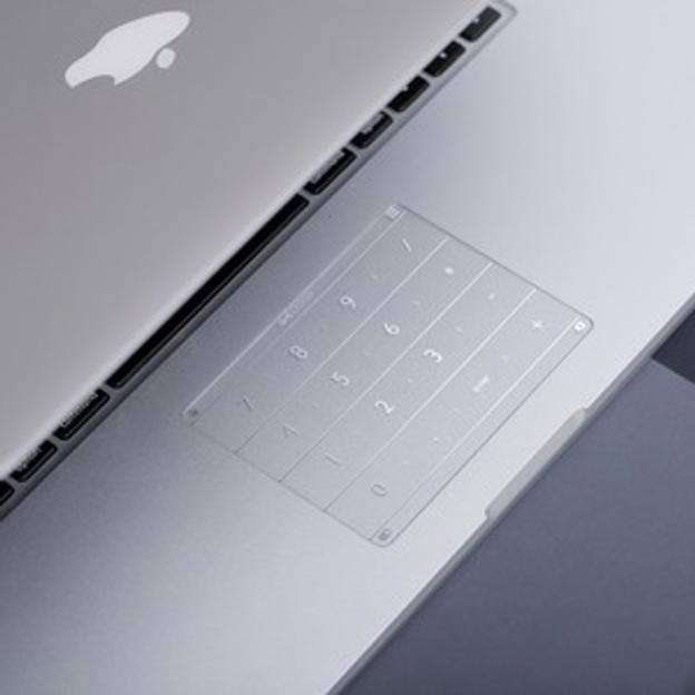 【MacBook Pro 13インチ(2016以降)】対応「Nums」