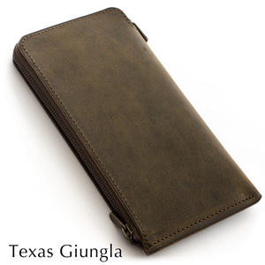 HITOE L-zip L [Business]「Texas Giungla」