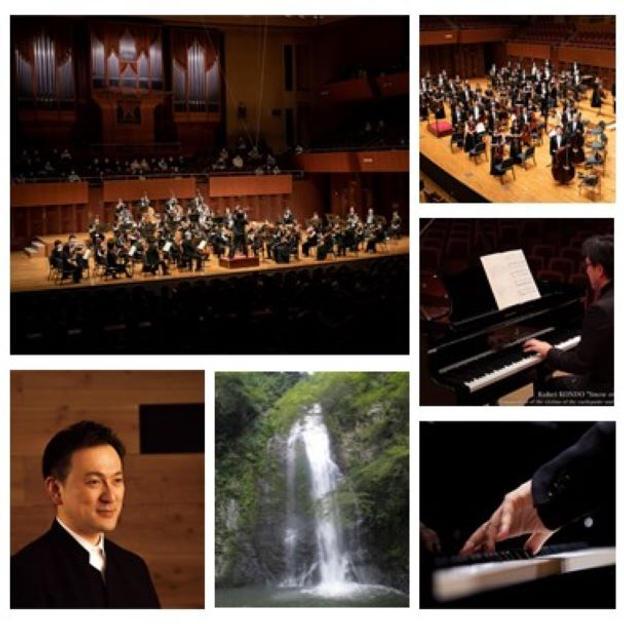 左手のピアニスト、智内威雄による特別限定動画視聴 (御礼メッセージ+演奏)+楽譜PDF+初演プログラムお名前記載