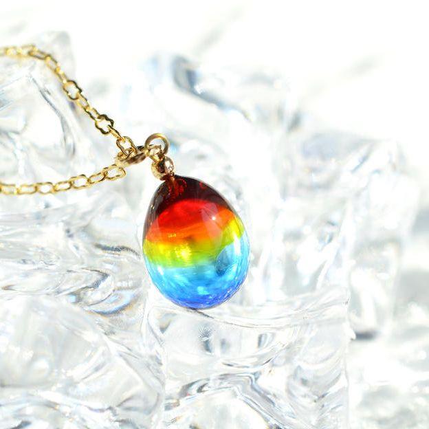Rainbowネックレス