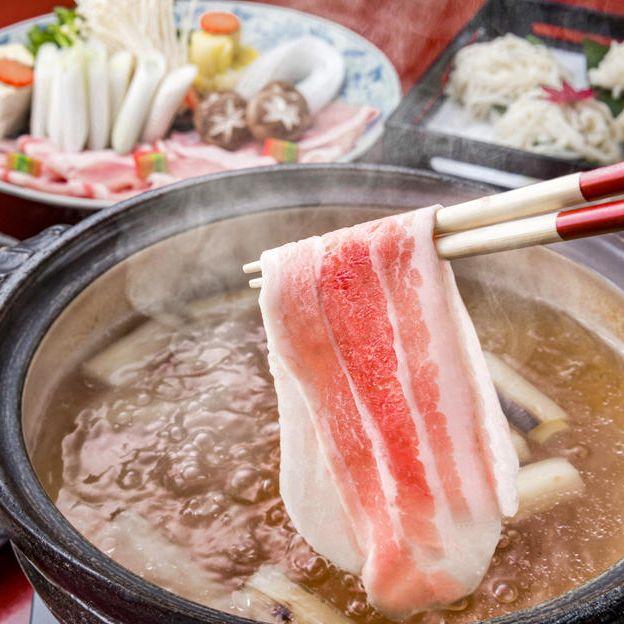 【限定30セット】熟成豚しゃぶしゃぶ食べ比べセット 900g
