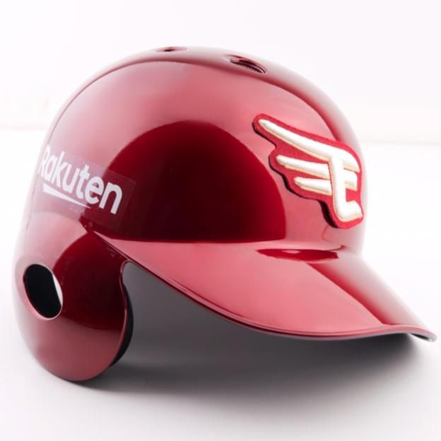 選手直筆サイン入りプロモデルヘルメット