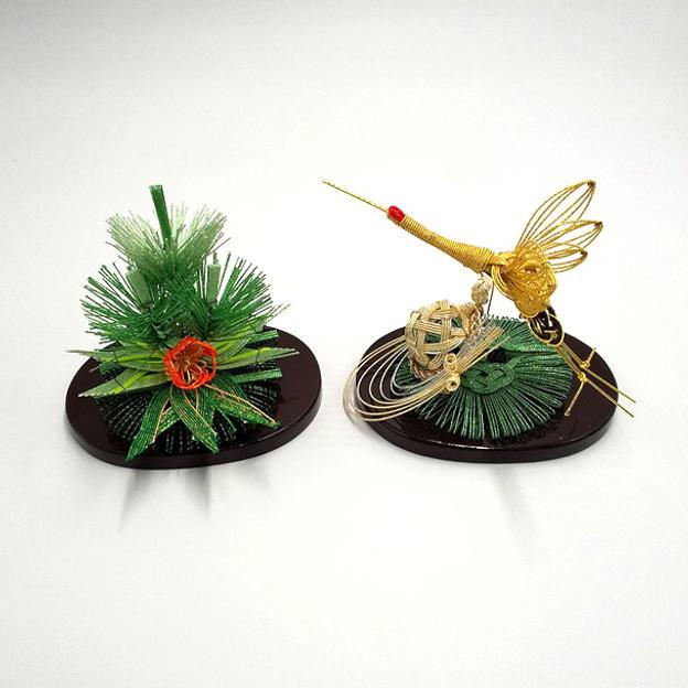 お正月飾り/松竹梅&鶴亀セット