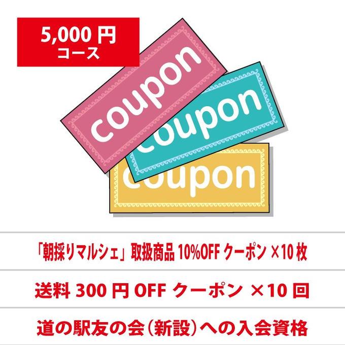5000円コース新設!
